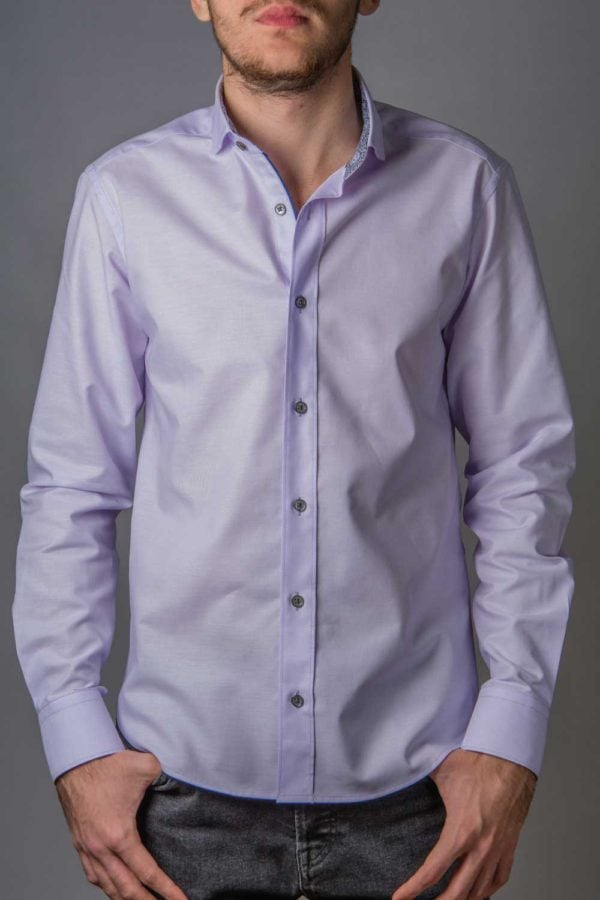 Camasa Lilac Oxford Office
